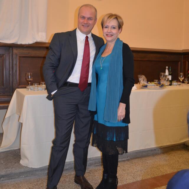 Rosalba ed Enrico Padroni