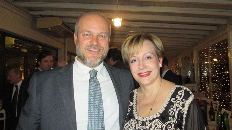 Enrico e Rosalba Padroni